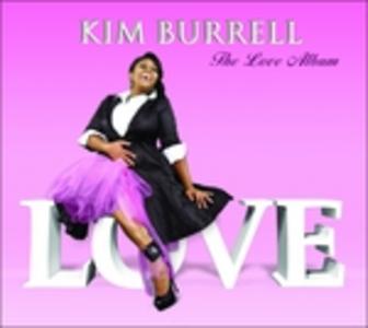 CD Love Album di Kim Burrell