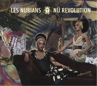 Nu Revolution - CD Audio di Les Nubians