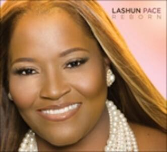 Reborn - CD Audio di LaShun Pace