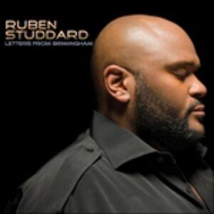 Foto Cover di Letters from Birmingham, CD di Ruben Studdard, prodotto da Shanachie