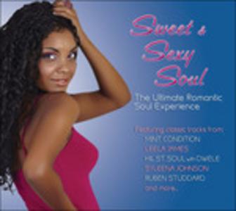 CD Sweet & Sexy Soul