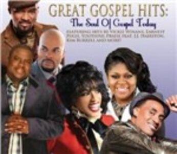 CD Great Gospel Hits. The Soul of Gospel Today