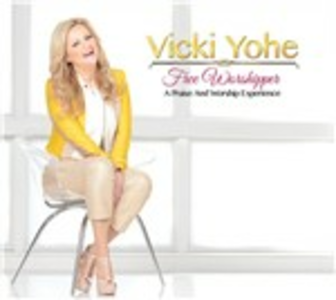 CD Free Worshipper di Vicki Yohe