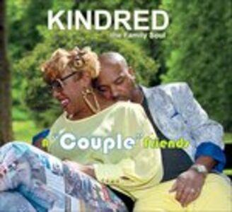 Foto Cover di A Couple Friends, CD di Kindred the Family Soul, prodotto da Shanachie