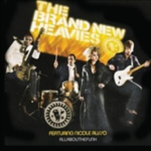 CD Allaboutthefunk di Brand New Heavies