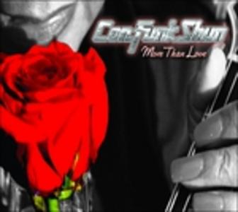 CD More Than Love di Con Funk Shun