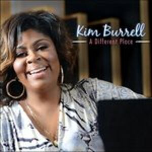 CD A Different Place di Kim Burrell