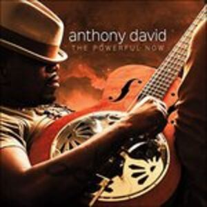 CD Powerful Now di Anthony David
