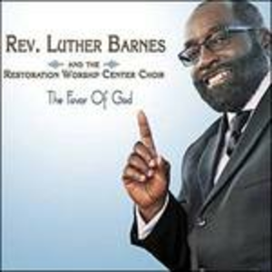 CD The Favor of God di Luther Barnes