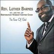 The Favor of God - CD Audio di Luther Barnes
