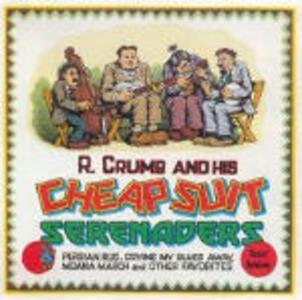 Chasin' the Rainbow - CD Audio di Robert Crumb,Cheap Suit Serenades