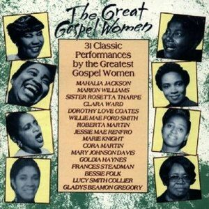 CD The Great Gospel Women