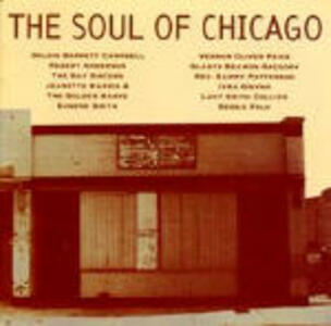 The Soul of Chicago - CD Audio