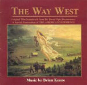 The Way West - CD Audio di Brian Keane