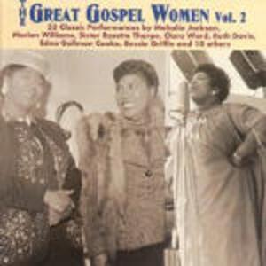 The Great Gospel Women vol.2 - CD Audio