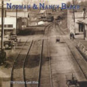 CD The Hobo's Last Ride Norman Blake , Nancy Blake