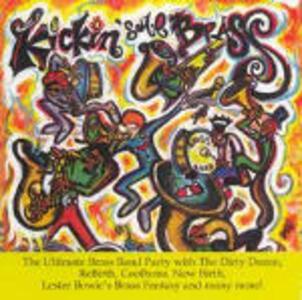 Kickin' Some Brass - CD Audio