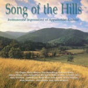 Foto Cover di Song of the Hill, CD di  prodotto da Shanachie