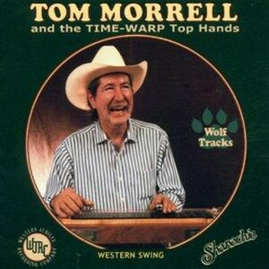Wolf Tracks - CD Audio di Tom Morrell,Time Warp Top Hands