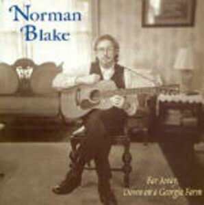 CD Far Away Down on Georgia di Norman Blake