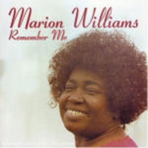 Remember me - CD Audio di Marion Williams