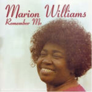 CD Remember me di Marion Williams
