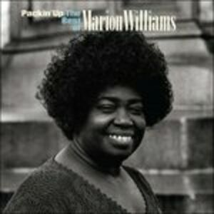 CD Packin' Up. The Best of di Marion Williams