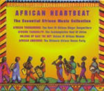 African Heartbeat. Essential African Music - CD Audio