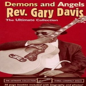 CD Demons & Angels. The Ultimate Collection di Reverend Gary Davis