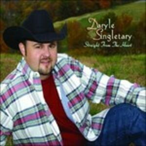 CD Straight from the Heart di Daryle Singletary