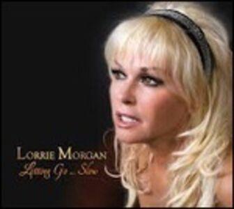 CD Letting Go .slow di Lorrie Morgan