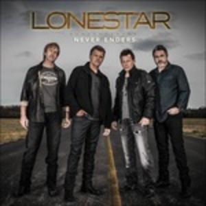 CD Never Enders di Lonestar
