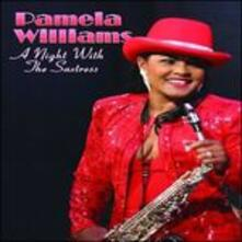 A Night with the Saxtress - Vinile LP di Pamela Williams