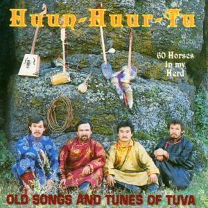 Old Songs and Tunes of Tuva - CD Audio di Huun-Huur-Tu