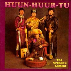 CD The Orphan's Lament di Huun-Huur-Tu