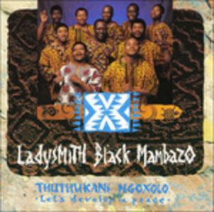 CD Thuthukani Ngoxolo di Ladysmith Black Mambazo