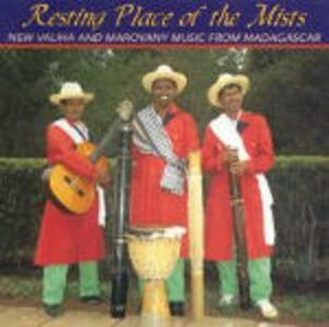 Resting Place of the Mists: New Valiha & Marovany Madagascar - CD Audio