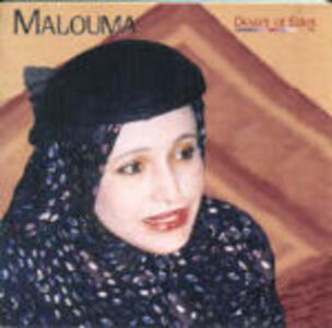Desert of Eden - CD Audio di Malouma