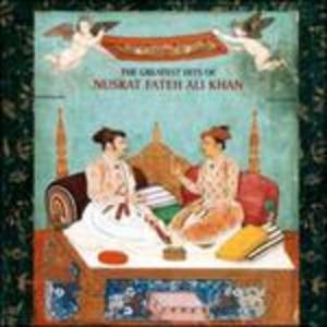CD Greatest Hits di Nusrat Fateh Ali Khan