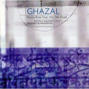 CD Moon Rise Over the Silk Road di Ghazal