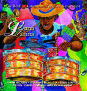 CD Luna Latina. The Best of Latin Jazz