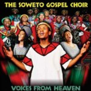 CD Voices from Heaven di Soweto Gospel Choir