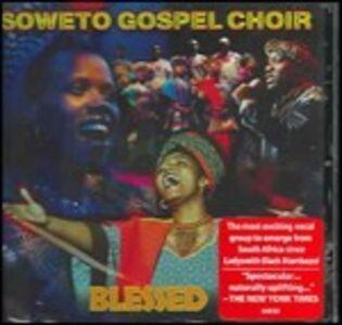 CD Blessed di Soweto Gospel Choir