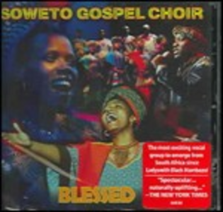 CD Blessed di Soweto Gospel Choir