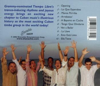 What You've Been Waiting - CD Audio di Tiempo Libre - 2