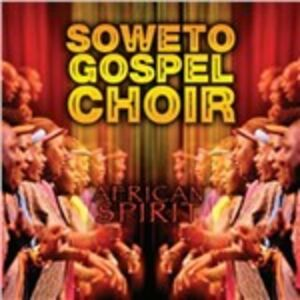 CD African Spirit di Soweto Gospel Choir