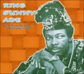 CD Gems Classic Years '67-'74 di King Sunny Ade