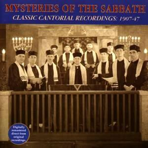 Mysteries of the Sabbath - CD Audio