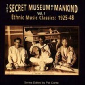 The Secret Museum of Mankind vol.1 - CD Audio