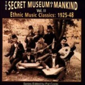The Secret Museum of Mankind vol.2 - CD Audio